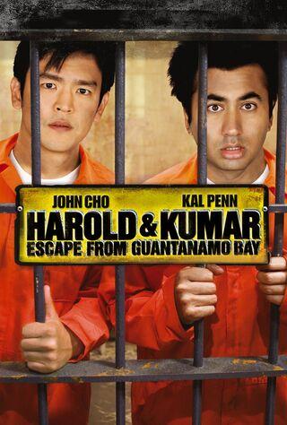 Harold & Kumar Escape From Guantanamo Bay (2008) Main Poster