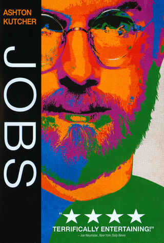 Jobs (2013) Main Poster