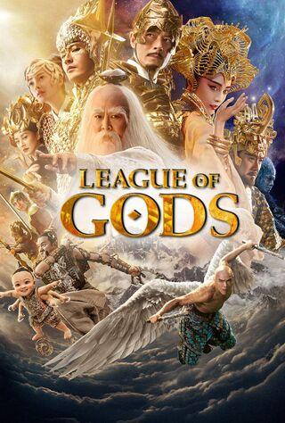 League Of Gods (2016) Main Poster