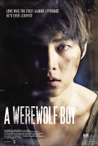 A Werewolf Boy (2012) Main Poster