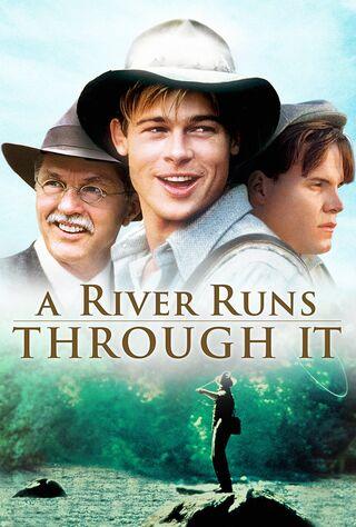 A River Runs Through It (1992) Main Poster
