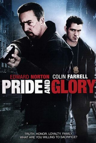 Pride And Glory (2008) Main Poster