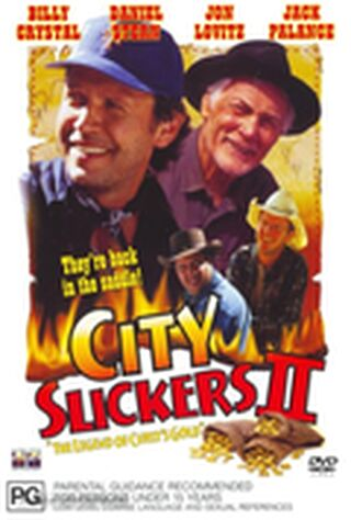 City Slickers II: The Legend Of Curly's Gold (1994) Main Poster