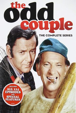 The Odd Couple (1968) Main Poster