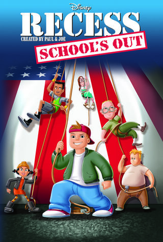 Recess: School's Out (2001) Main Poster