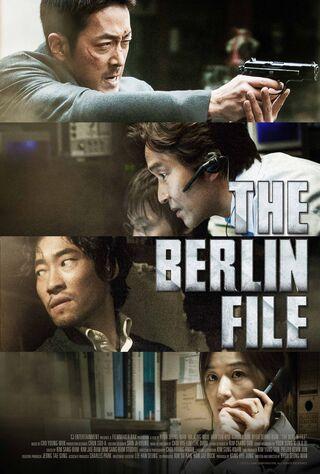 The Berlin File (2013) Main Poster