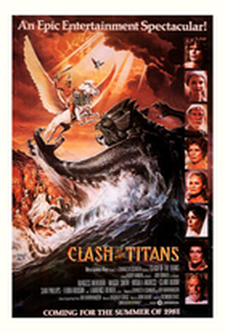 Clash Of The Titans (1981) Main Poster