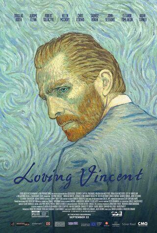 Loving Vincent (2017) Main Poster