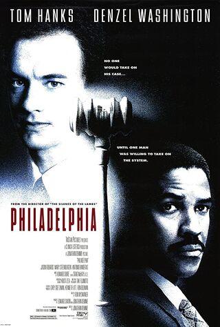 Philadelphia (1994) Main Poster