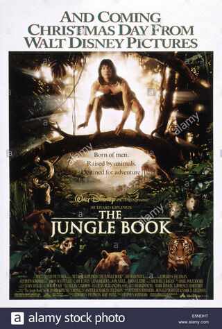 The Jungle Book (1994) Main Poster