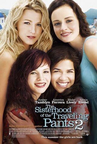 The Sisterhood Of The Traveling Pants 2 (2008) Main Poster