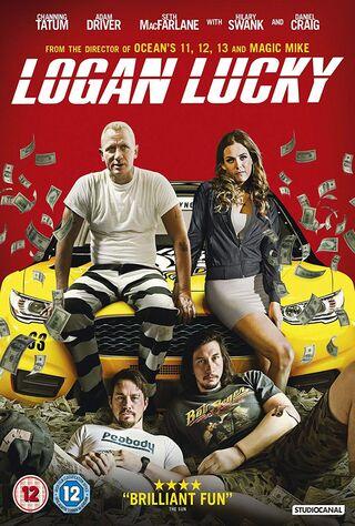 Logan Lucky (2017) Main Poster