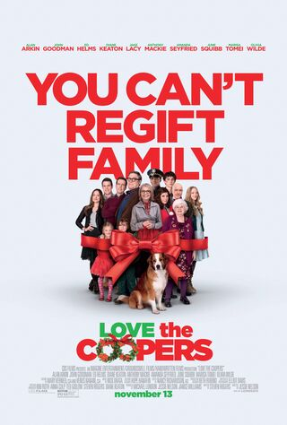 Love The Coopers (2015) Main Poster