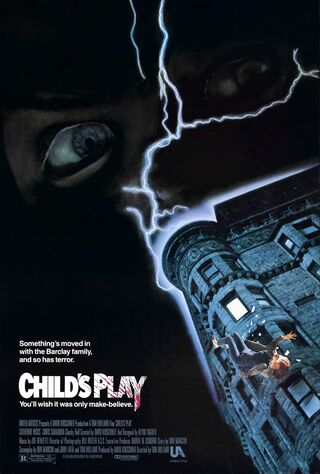 Child's Play (1988) Main Poster