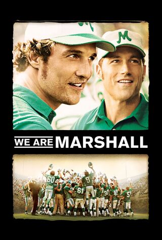 We Are Marshall (2006) Main Poster