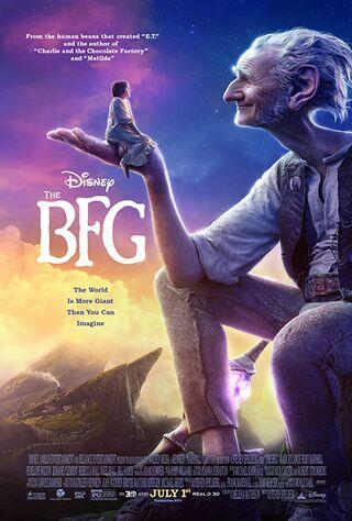 The BFG (2016) Main Poster