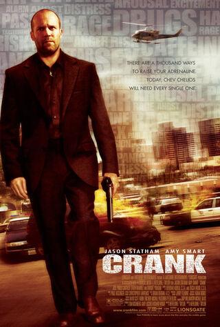 Crank (2006) Main Poster
