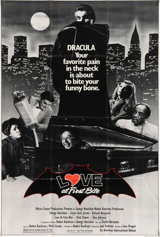 Love At First Bite (1979) Main Poster