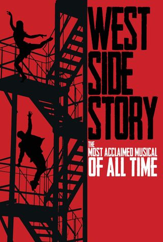 West Side Story (1961) Main Poster
