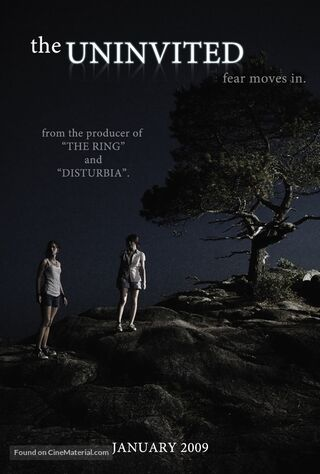 The Uninvited (2009) Main Poster