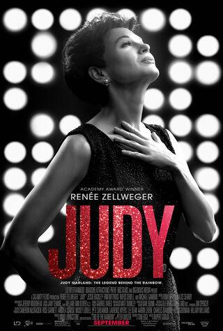 Judy (2019) Main Poster