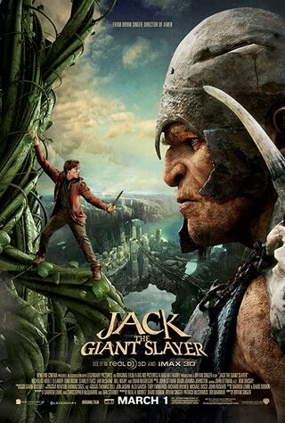 Jack The Giant Slayer (2013) Main Poster