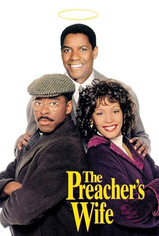 The Preacher's Wife (1996) Main Poster