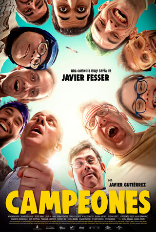 Champions (2018) Main Poster