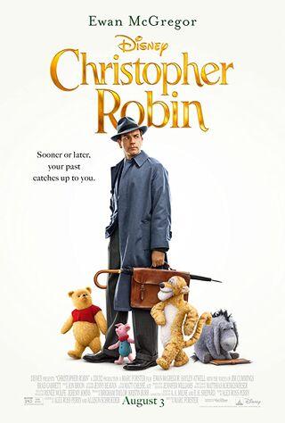 Christopher Robin (2018) Main Poster