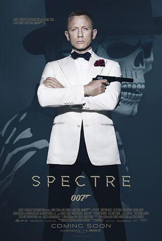 Spectre (2015) Main Poster