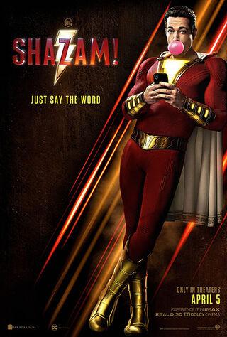 Shazam (2019) Main Poster