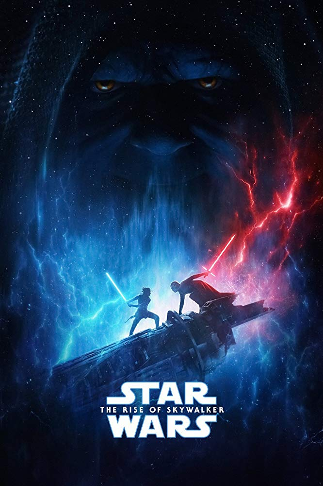 Star Wars Episode IX: The Rise of Skywalker (2019) Main Poster