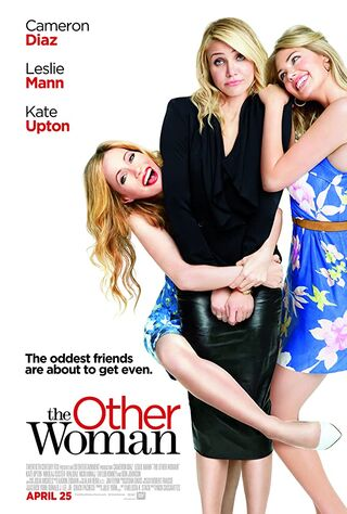 The Other Woman (2014) Main Poster