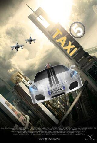 Taxi 5 (2018) Main Poster