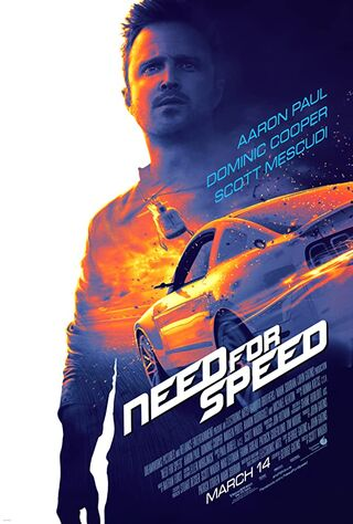 Need For Speed (2014) Main Poster
