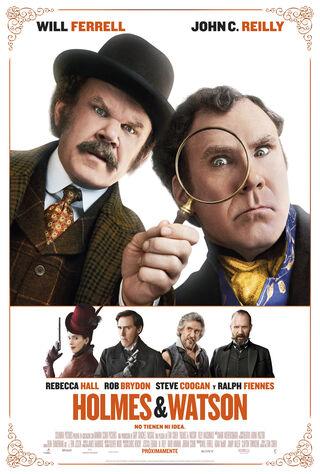 Holmes & Watson (2018) Main Poster