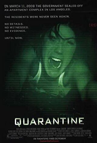 Quarantine (2008) Main Poster