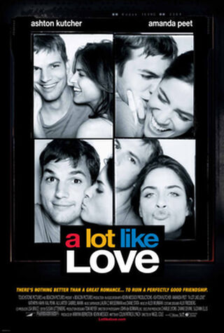 A Lot Like Love (2005) Main Poster