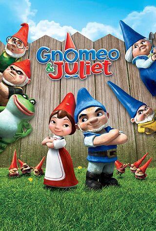 Gnomeo & Juliet (2011) Main Poster