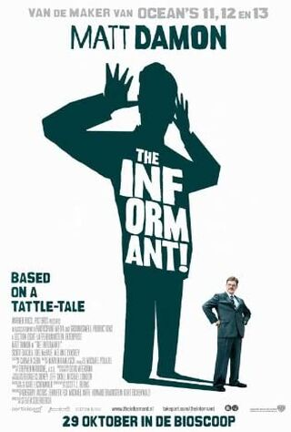 The Informant! (2009) Main Poster