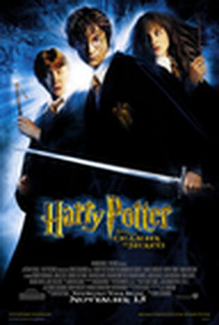 Harry Potter and the Chamber of Secrets (2002) Main Poster
