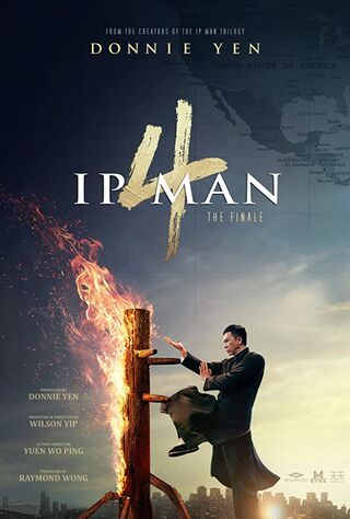 Ip Man 4: The Finale (2019) Main Poster