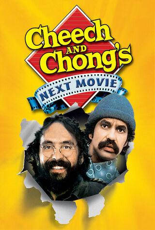 Cheech And Chong's Next Movie (1980) Main Poster
