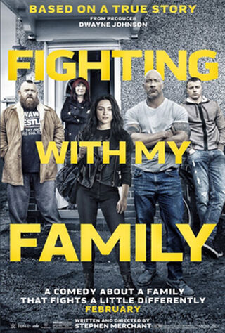 Fighting With My Family (2019) Main Poster