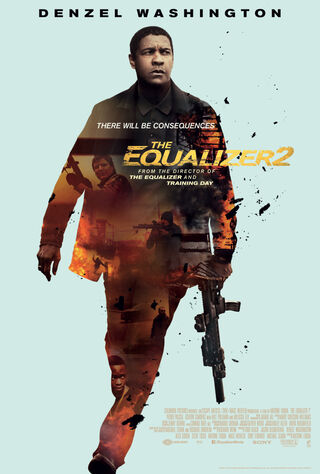 The Equalizer 2 (2018) Main Poster
