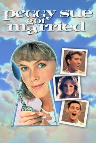 Peggy Sue Got Married (1986) Main Poster