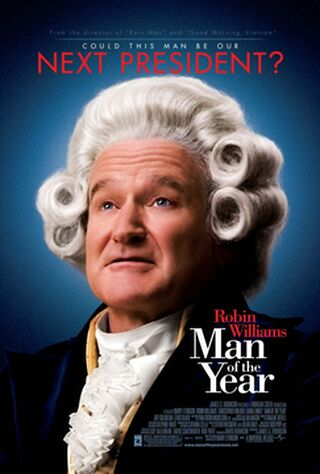 Man Of The Year (2006) Main Poster