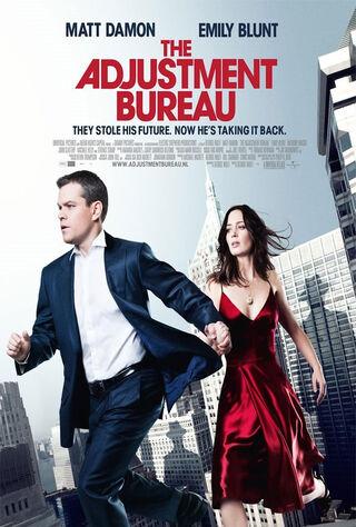 The Adjustment Bureau (2011) Main Poster