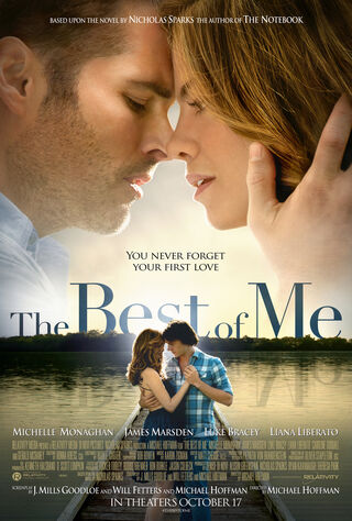The Best Of Me (2014) Main Poster