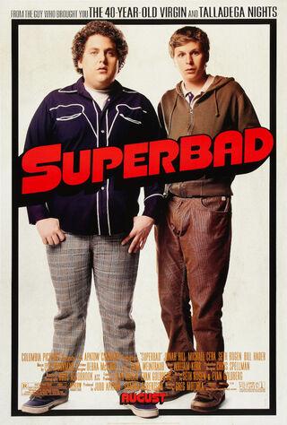 Superbad (2007) Main Poster